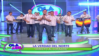 Baila al ritmo del grupo La Verdad del Norte y su tema 'Directo al corazón'