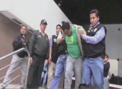 Capturan a delincuente que secuestró a empresario Manuel Arenas