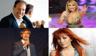 Los 'fichajes' más sonados en la historia de la televisión peruana