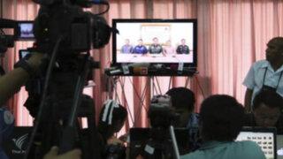 Tailandia: militares anuncian por TV que han dado un golpe de Estado