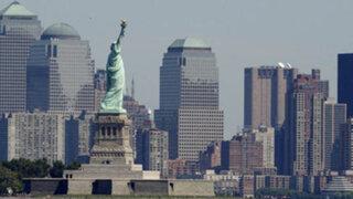 EEUU: Estatua de la Libertad y Cabo Cañaveral amenazados por cambio climático