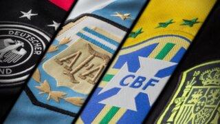Brasil 2014: conoce las camisetas oficiales y alternas de las 32 selecciones