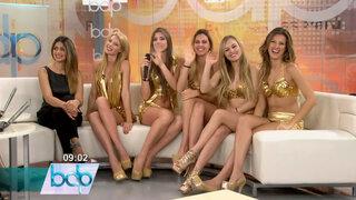 'Chicas Doradas' le declaran la guerra a modelos peruanas: No tienen elegancia