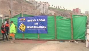 Malecón de Bordemar continuará clausurado por deficiencias en estructura