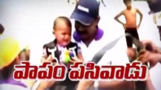 VIDEO: padres obligan a su hija de 11 meses a volar sola en parapente
