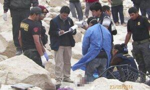Arequipa: al menos 16 personas murieron tras caer bus a abismo de 100 metros
