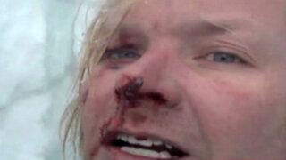 ¡Este hombre vio la muerte en el Himalaya y lo grabó todo en video!