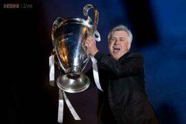 Carlo Ancelotti: Cuando llegué me dije falta la Décima; ya la tenemos