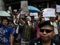 Tailandia: Junta Militar reafirma su poder en las protestas ciudadanas