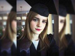 """Hermione Granger"" se graduó en literatura inglesa"