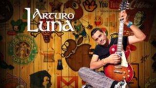 """Disco """"Juventud"""" será lanzado como homenaje póstumo a cantante Arturo Luna"""