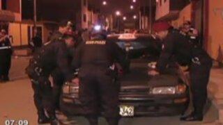 La Policía desarticuló en SMP una banda que robaba y desmantelaba vehículos