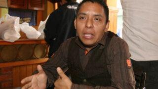 Edwin Sierra afirma que 'Peluchín' lo ataca para intereses económicos