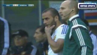 VIDEO: Mauro Guevgeozián debutó en triunfo de Armenia sobre Emiratos Árabes