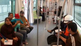 Carlos Paredes: Tramo 2 de la línea 1 del Metro de Lima funcionará en julio