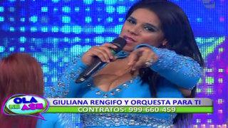 Baila al ritmo de Giuliana Rengifo y su nuevo éxito 'Condena mi cruz'