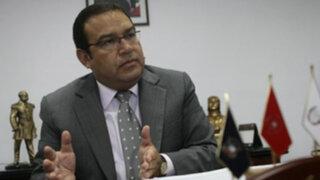 Congresistas criticaron nombramiento de Alberto Otárola como titular de Devida