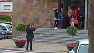 España: Pep Guardiola se casó sorpresivamente tras 20 años de convivencia