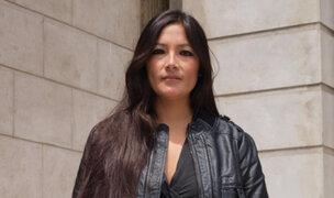Magaly Solier denunció ser víctima de acoso sexual dentro del Metropolitano