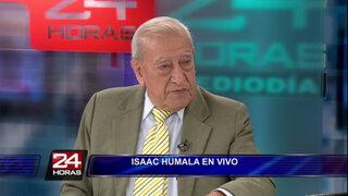Isaac Humala creará nuevo partido político denominado 'Etnopatriótico'