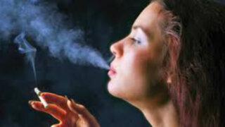 Experto alerta sobre consecuencias del consumo del cigarro en la visión
