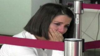 Eva Bracamonte rompió en llanto en nuevo juicio oral por caso Fefer