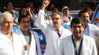 Médicos y Essalud reanudan conversaciones este lunes en el MINTRA
