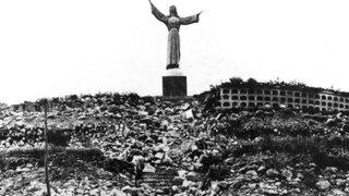 Hoy se cumplen 44 años del terremoto en Áncash que sepultó Yungay