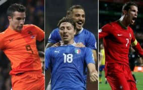 Brasil 2014: resultados de los partidos amistosos preparatorias para el mundial