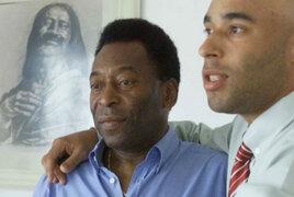 Condenan a 33 años de prisión al hijo de Pelé por lavado de dinero