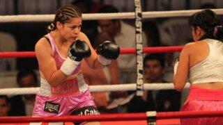 ¡Perú Campeón!: Linda Lecca se hizo con el título mundial supermosca de la AMB