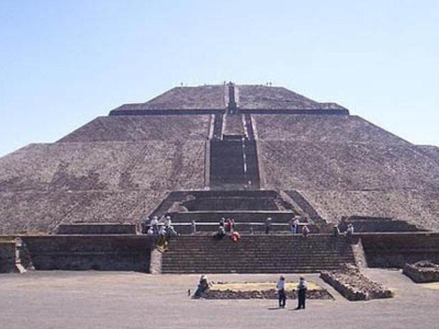 México sancionará con 12 años de cárcel daños a su patrimonio arqueológico