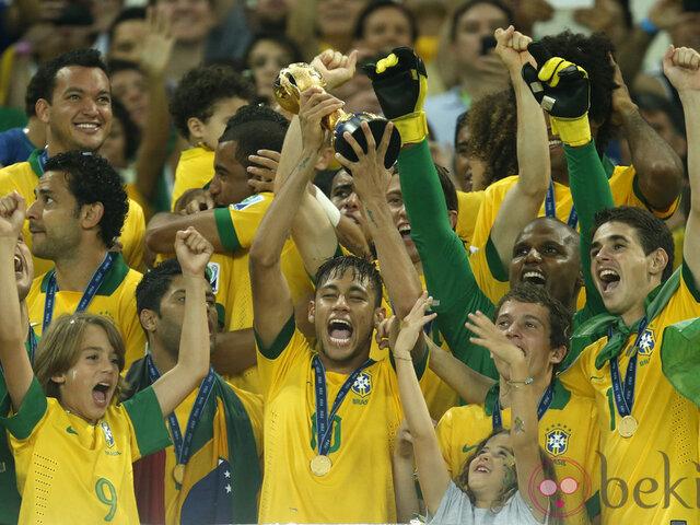 Brasil 2014: Scolari reveló la lista definitiva de los 23 que estarán en el mundial