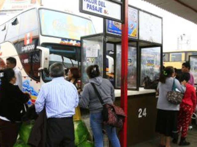 Municipio de San Martín de Porres demolerá un local del terminal de Fiori
