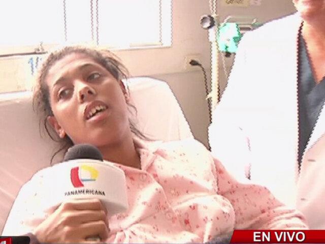 'Matadorcita' Izabot Bravo se recupera tras ataque de asma que la dejó en coma