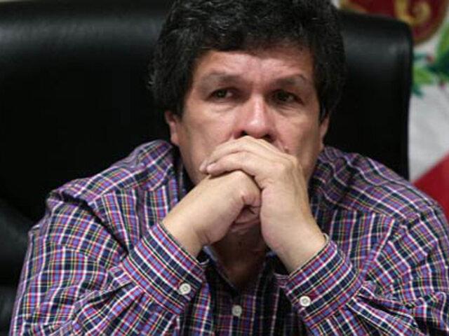 """Heriberto Benítez acepta que trató de reunirse con jueza del Caso """"La Centralita"""""""