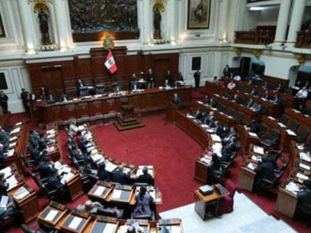 Según sondeo el 50% de peruanos prefiere que el Congreso tenga una sola cámara