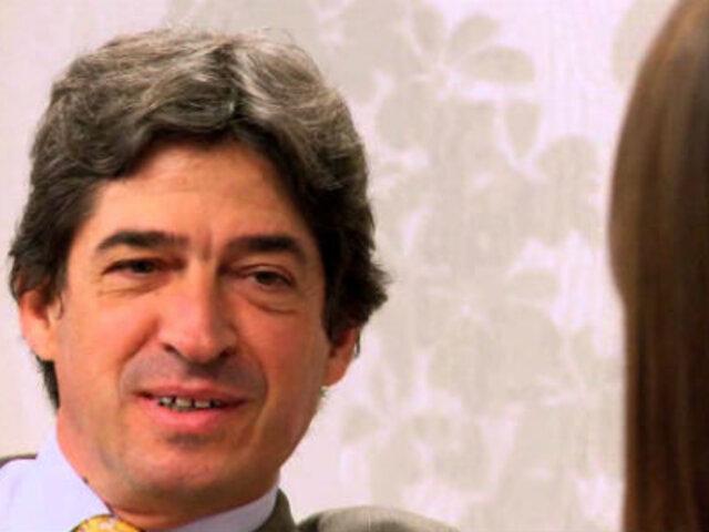 Falleció Director de El Comercio Fritz Du Bois