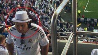"""Lionel Messi """"estuvo"""" en final de Champions alentando al Real Madrid"""