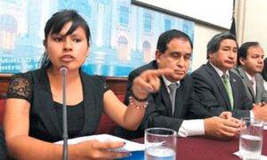Fiorella Nolasco: felicita los actos que se están tomando en el proceso judicial