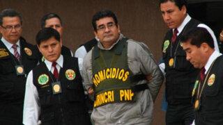 Caso Áncash: Hoy se define penal donde será trasladado César Álvarez
