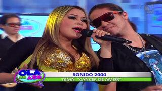 Baila al ritmo de Sonido 2000 y su exitoso tema 'Cáncer de amor'