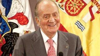 Rey Juan Carlos tras abdicación: Mi hijo Felipe encarna la estabilidad de España