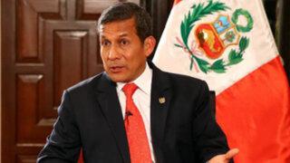 75% de peruanos desaprueba la gestión del presidente Humala, según CPI
