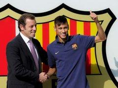 Hacienda española concluyó que Barça evadió impuestos en fichaje de Neymar