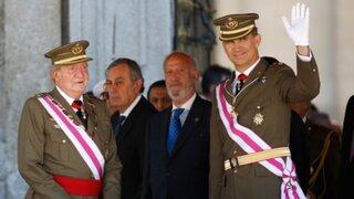El príncipe Felipe será proclamado Rey de España el 18 de junio
