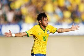 Brasil 2014: mira el espléndido gol que le marcó Neymar a Panamá