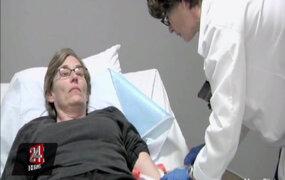 Expertos hallan cura contra la leucemia utilizando vacuna contra sarampión