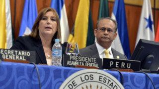 Canciller Rivas: Perú está comprometido con el respeto a la libertad de expresión
