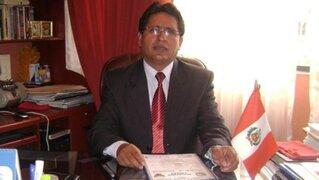 La Fiscalía intervino la sede del Gobierno Regional de Pasco